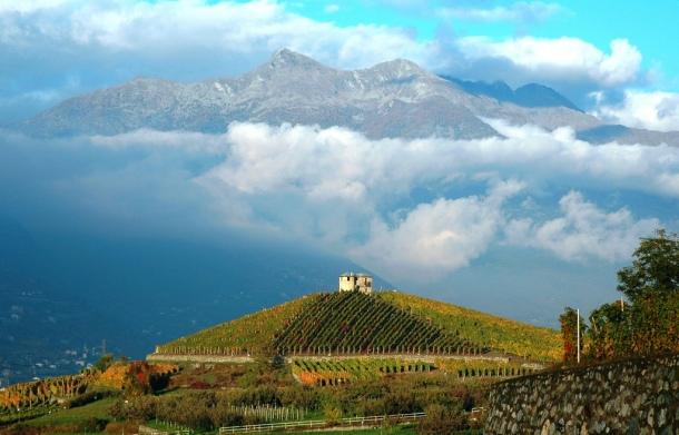 Panorama_viticoltura_Aymavilles
