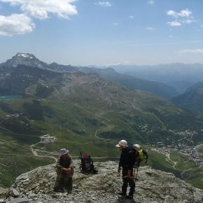 Tor Des Geants: Giganti che scalanoGiganti