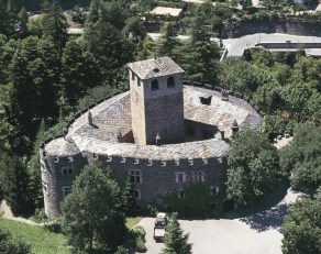Introd castello