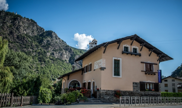 B&B Valle d'Aosta - Au Chateau Blanc Arvier