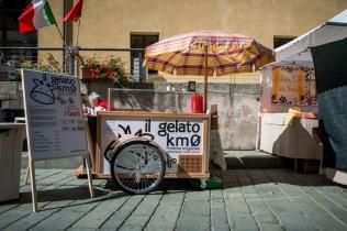 Gelato artigianale - Gelato Km 0