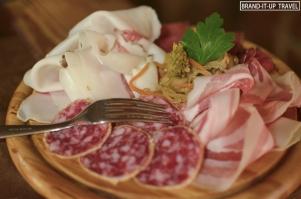Piatti tipici valdostani - Cucina La Torretta Hotel VAlle d'Aosta