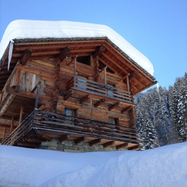 Au Rascard VAlle d'Aosta