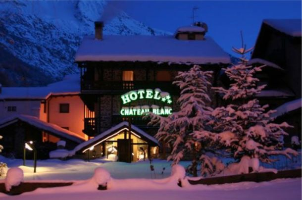 Hotel Chateau Blanc Valle d'Aosta