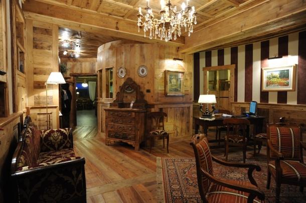 Hotel Laghetto Valle d'Aosta