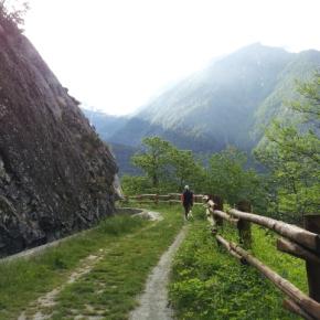 I Ru della Valle d'Aosta: trekking dolce pertutti