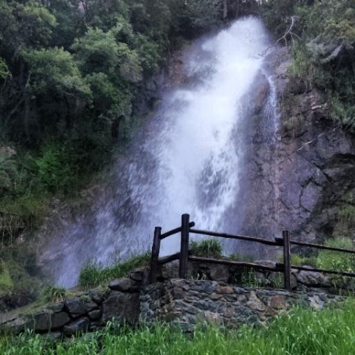Cascata Valle d'Aosta