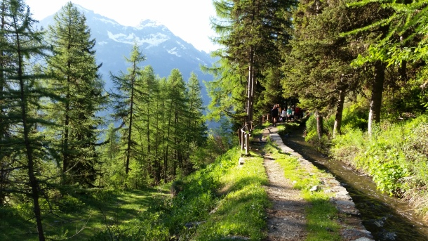Rue Valle d'Aosta turismo