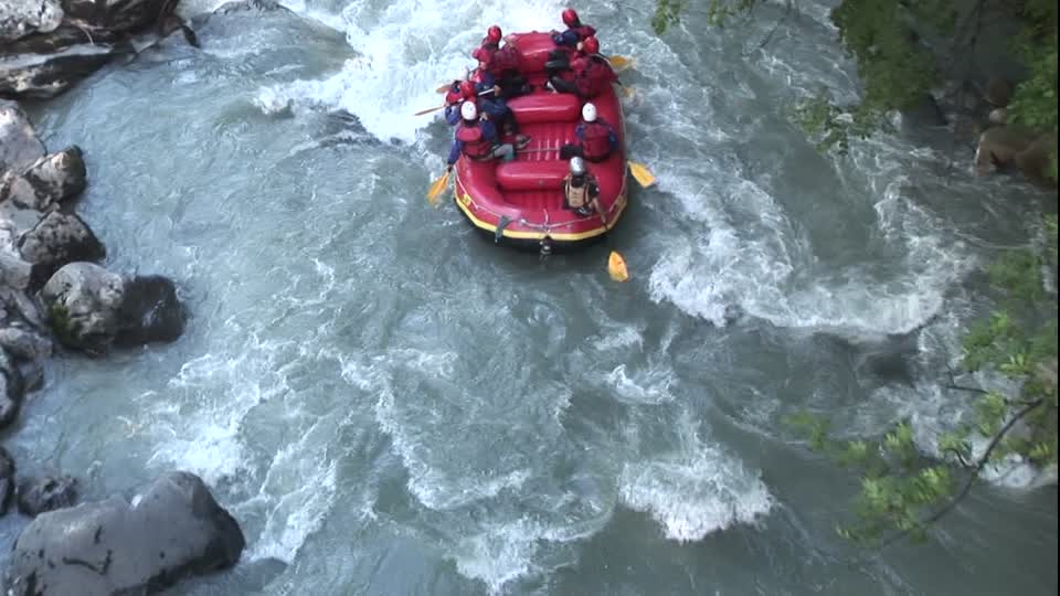Rafting Valle d'Aosta