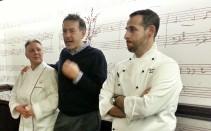 Carlo Vischi HMS Cooking