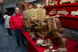 Fiera Sant'Orso artigianato Valle d'Aosta