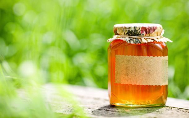 vasetto di miele