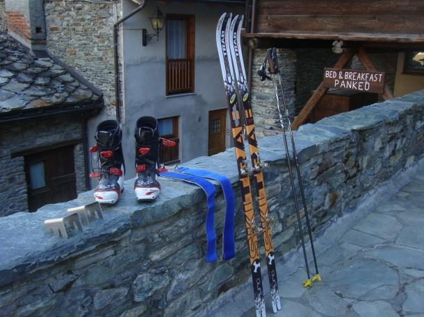sci alpinismo valle d'aosta 2